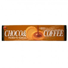 Choco & Coffee Biscuit