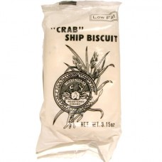 Crab Ship Biscuit (1 Case - 64 Packages) SHIPPING COST INCLUDED WITH PRICE